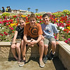 Carlsbad Flower Fields 2009 Cragun Kids :